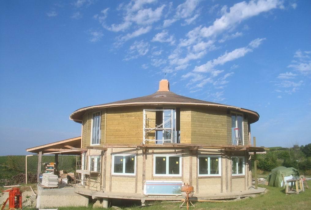 Ein Rundes Haus